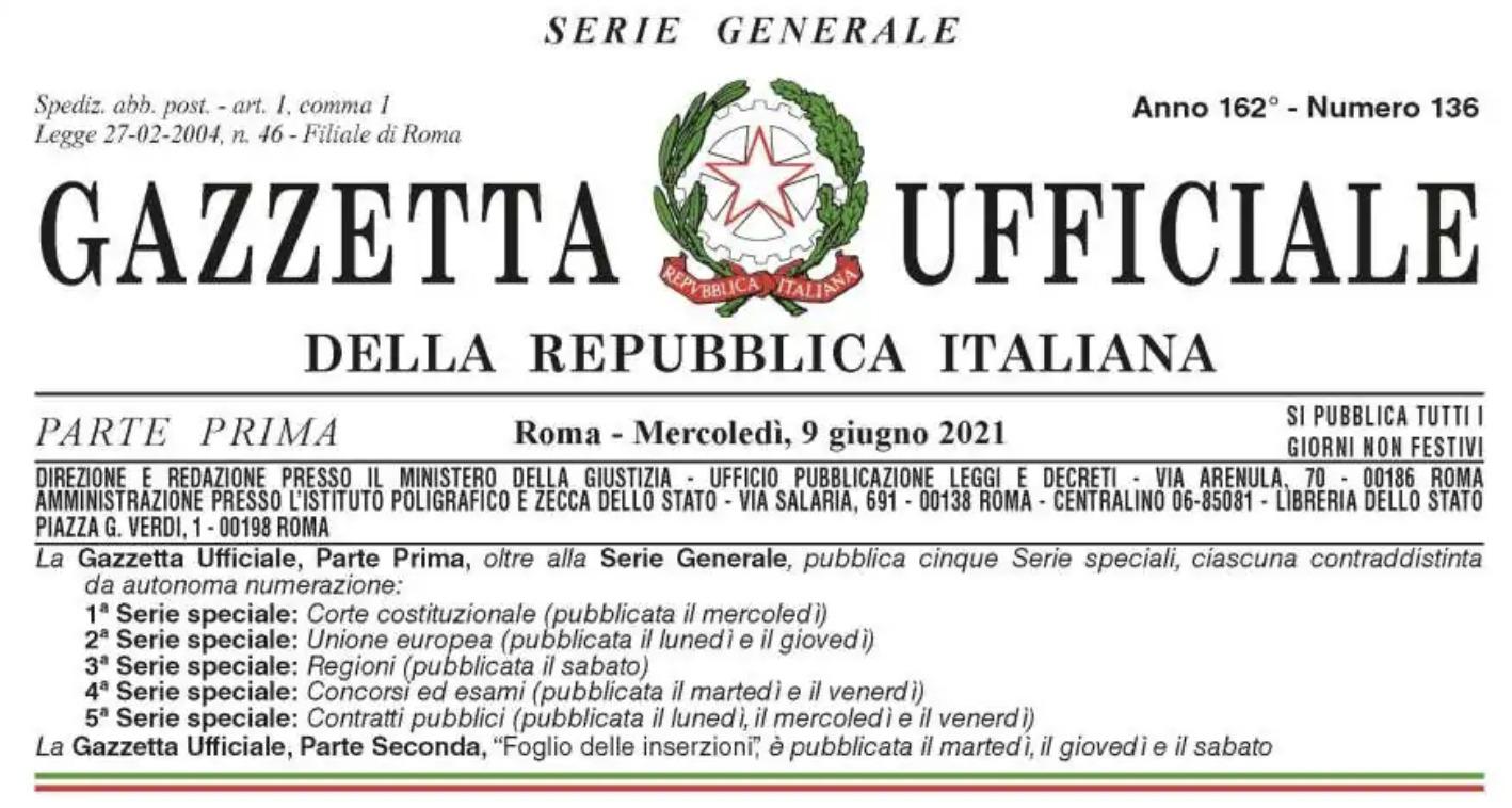 """DECRETO-LEGGE 9 giugno 2021, n. 80 – """"MOBILITA' E NULLA OSTA"""""""