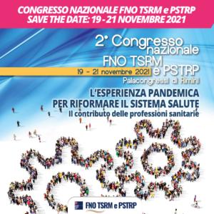 2° Congresso FNO professioni sanitarie – Call for abstract entro il 30 settembre 2021