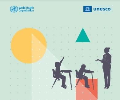 OMS e UNESCO hanno pubblicato gli Standards globali per le scuole che promuovono salute