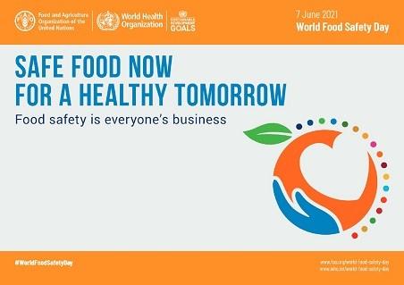 FAO/OMS hanno pubblicato il Rapporto della Giornata mondiale della sicurezza alimentare 2021