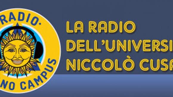 20 ottobre diretta Radio Cusano Campus intervista al Presidente Rossi